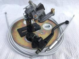 Комплект тормоза вариатора Сафари ( Мотобуксировщик )