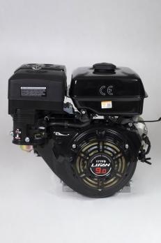 Двигатель Lifan 177FD, 9 л.с., вал Ø25 мм, катушка 3 Ампера