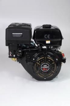 Двигатель Lifan 190F, 15 л.с.,  вал Ø25 мм, катушка 3 Ампера