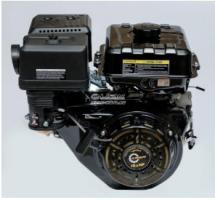Двигатель Lifan 190FD-C Pro, 15 л.с.,  вал Ø25 мм, катушка 3 Ампера_0