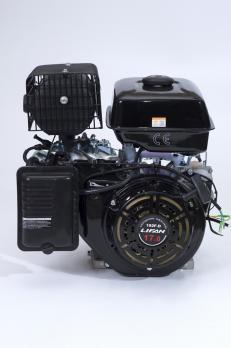 Двигатель Lifan 192FD, 17 л.с., вал Ø25 мм, катушка 3 Ампера