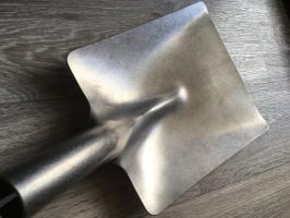 Лопата совковая из Титана