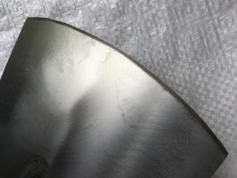 Лопата Траншейная титановая 1,5 мм_5